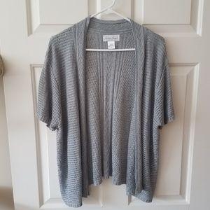 Fashion Avenue Knit Cardigan